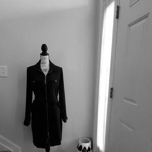 Calvin Klein shirt dress - size 14